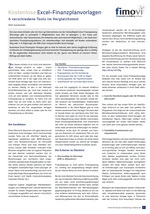 Vollständigen Vergleichstest als PDF anfordern