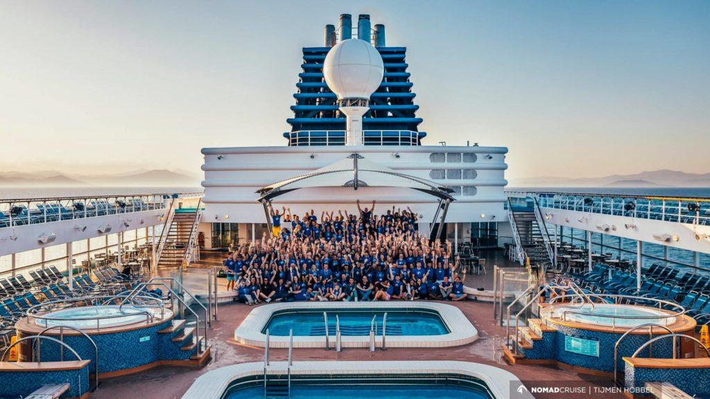 Fimovi auf der Nomad Cruise 7